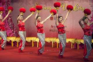 Chinese New Year Performance | by jspkt2005