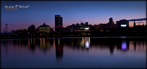 Albany City View From Rensselaer | by Ronaldo F Cabuhat