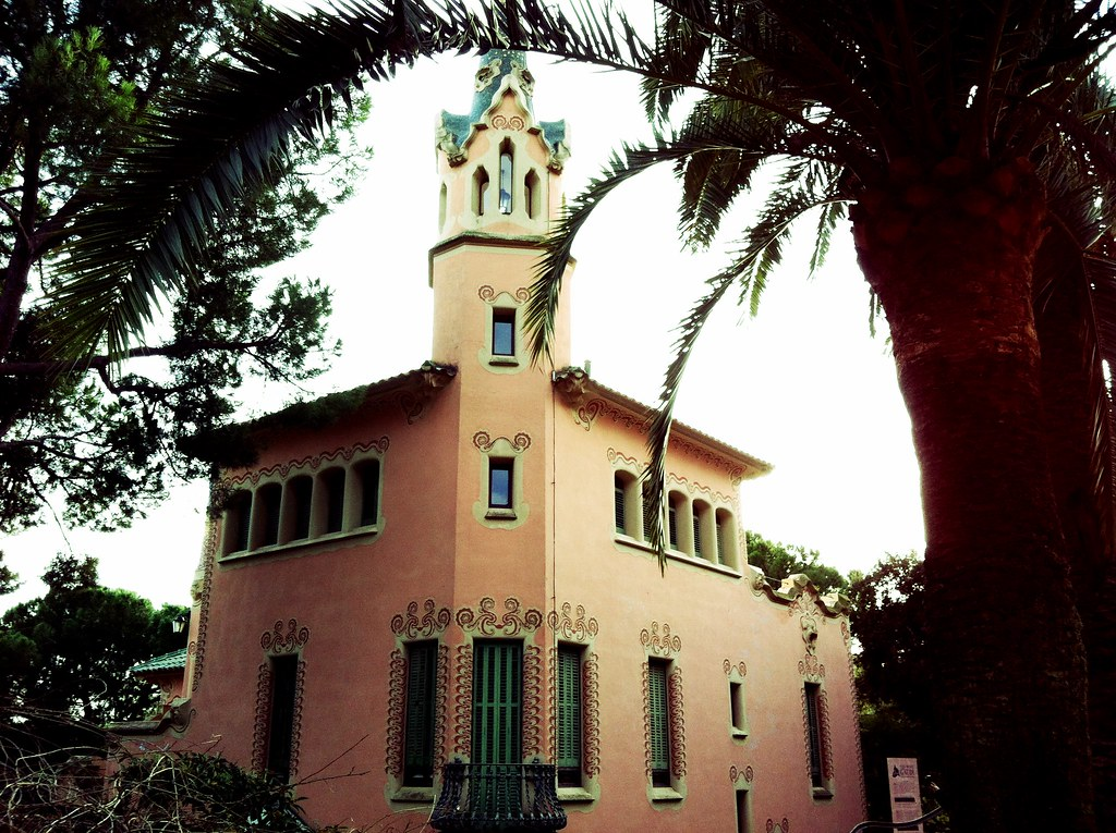 casa-museo Gaudì