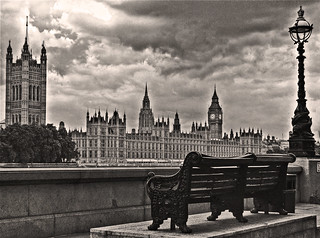 Houses of Parliament (B+W) | by Denise Miller Photography (.co.uk)
