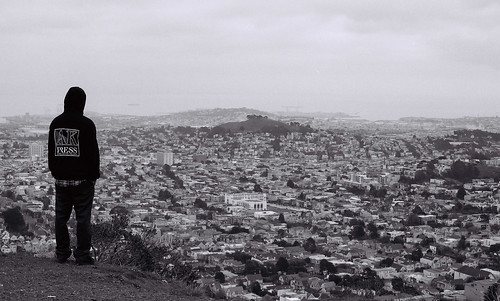 San Francisco from Twin Peaks | by Phil Gyford