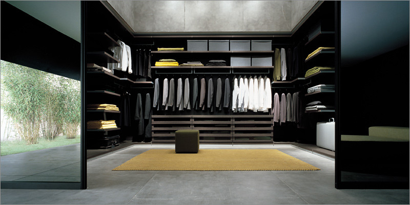 Merveilleux ... Poliform | Walk In Closet | By Ton Minkels | Beltane