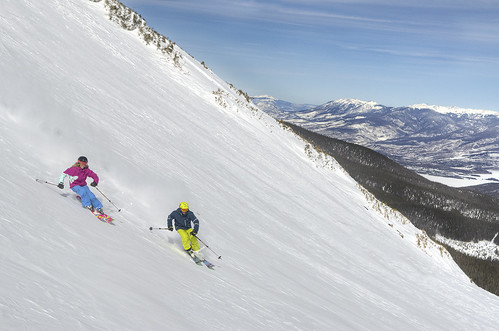 Imperial Chair Opens in Breckenridge