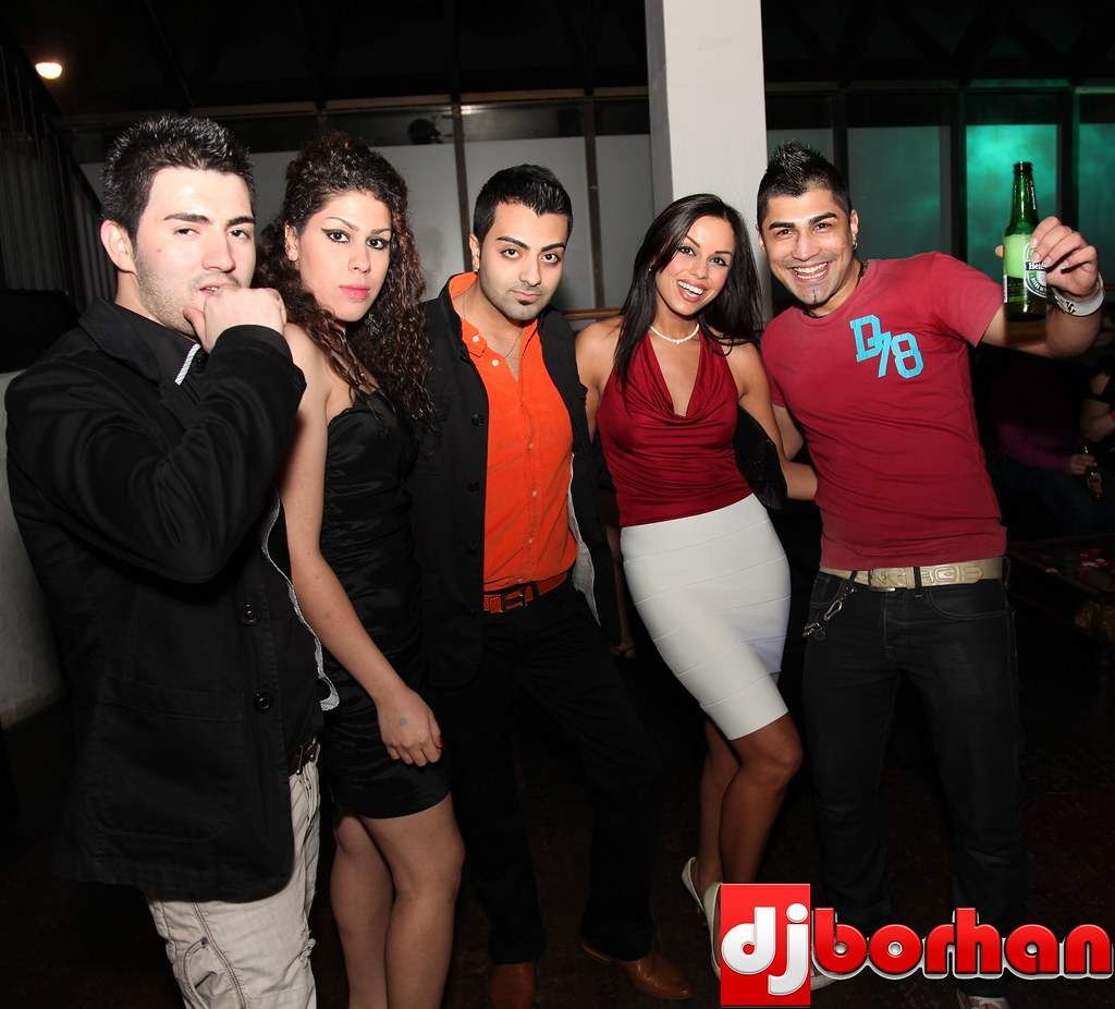 Persian Club In Toronto - Red Party | For upcoming Persian p… | Flickr