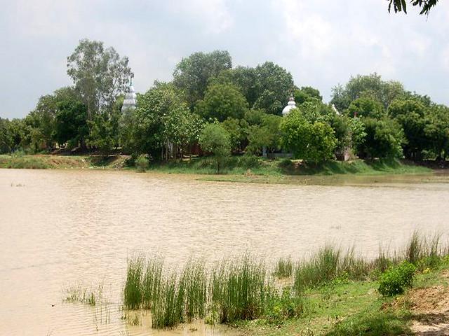 प्रतापगढ़ का शिवगंगा तालाब