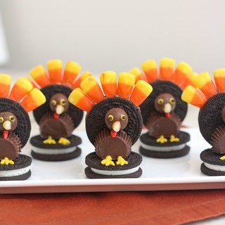 Oreo Turkeys | by Tracey's Culinary Adventures