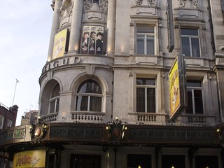 Gielgud Theatre - Shaftesbury Avenue, London - The Ladykillers | by ell brown