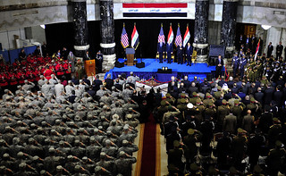 Government of Iraq ceremony 07 | by United States Forces - Iraq (Inactive)