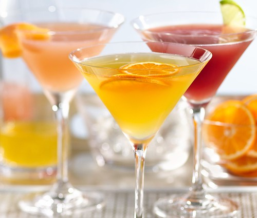 Skinny Clementine Martini Recipe | by Betty Crocker Recipes