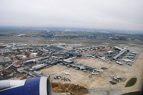 Heathrow Airport from the air | by hugh llewelyn