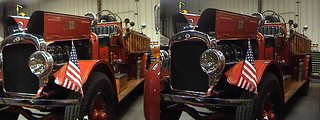 3D, Engine 51 - 1928 Seagrave, Los Angeles County Fire Museum, Bellflower, California 2011.12.03 13:.42 | by Dr. Disney Wizard