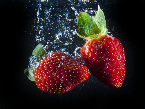 Strawberry Dive | by Steve_Marriott