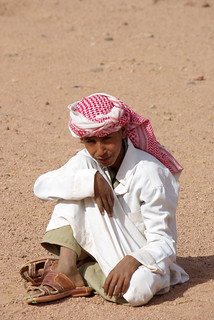 Young Bedouin - Sianai Desert | by The Hungry Cyclist