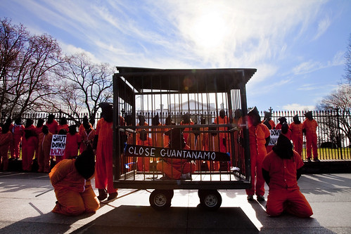 Witness Against Torture: White House Finale | by Shrieking Tree