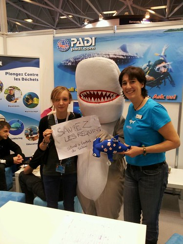 Shark Conservation in Action | by Project AWARE Foundation