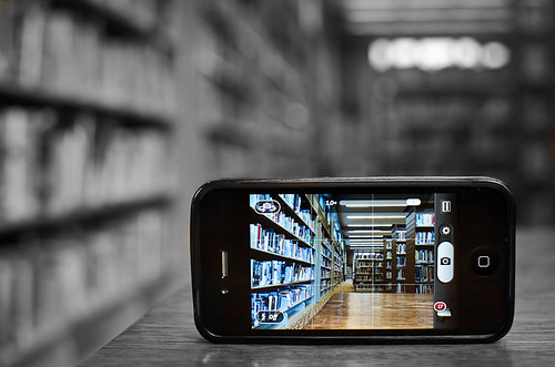 iLibrary thru Camera+ (2012.018) | by smartyarty41