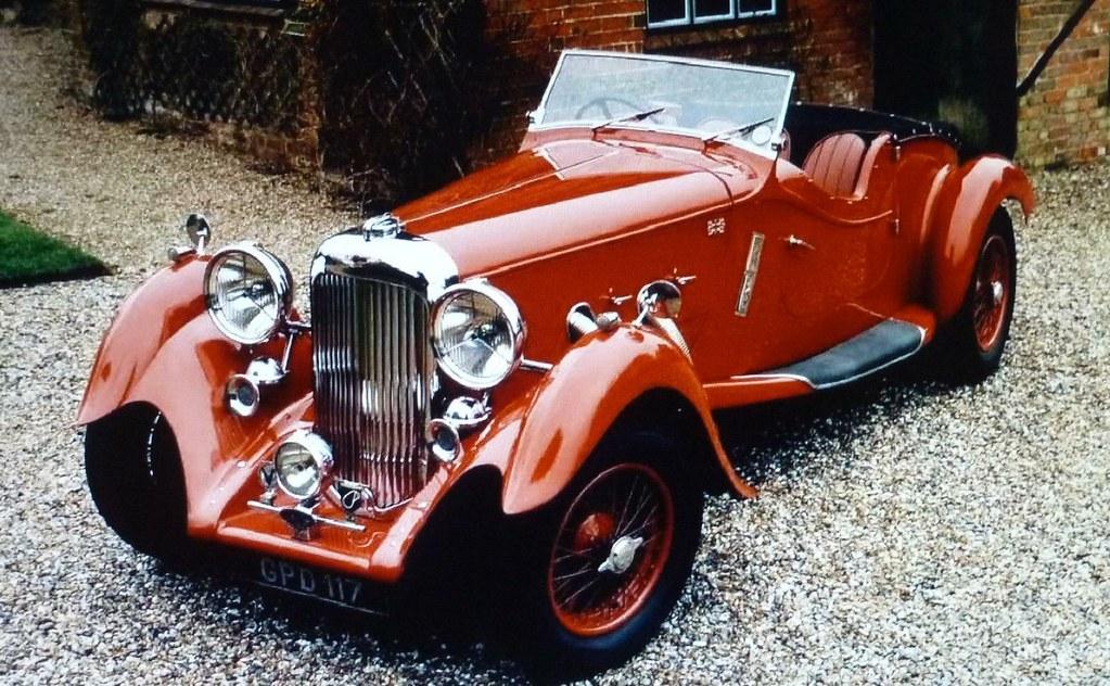 1939 Aston Martin Lagonda V12 Rapide Richard Walker Flickr