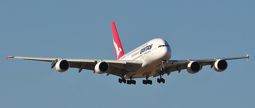 Qantas VH-OQK 'John & Reginald Duigan' Airbus A380-842 | by TAkE Ya PiC Images