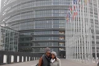 Outside the European Parliament | by rene_cassin