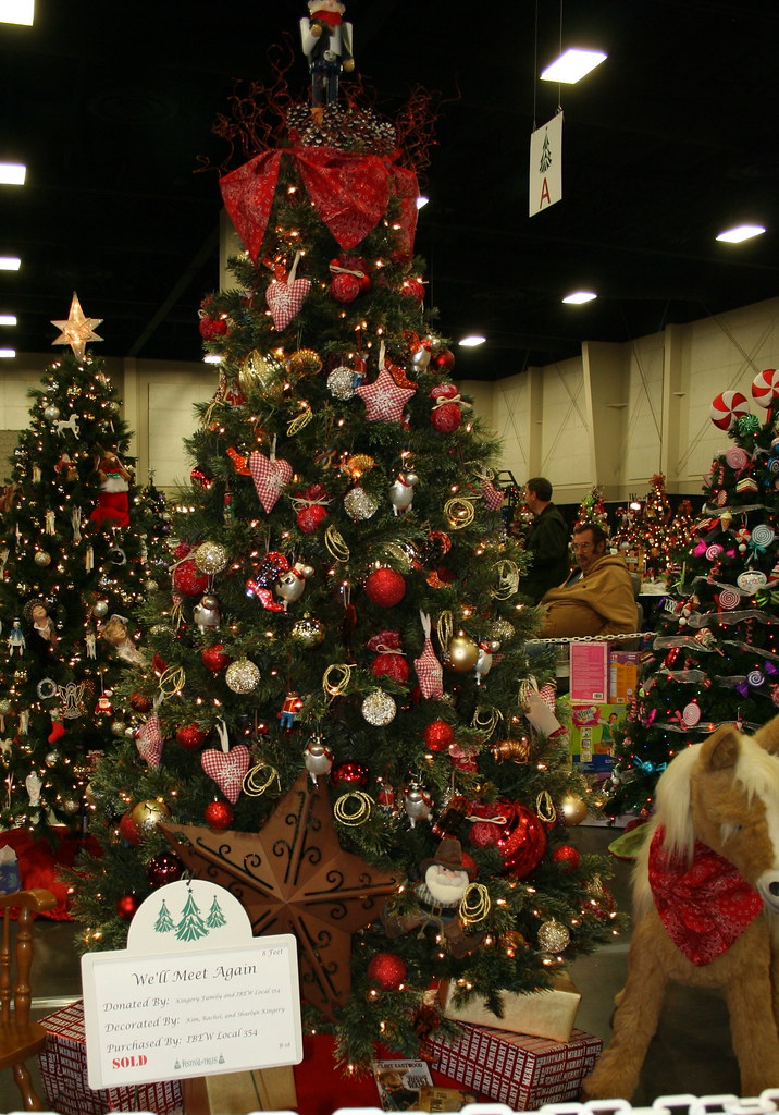 Cowboy Christmas Tree   By Tsayrate Cowboy Christmas Tree   By Tsayrate