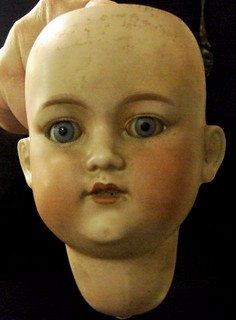 "Doll Head Elmer Auction ""Explore"" 