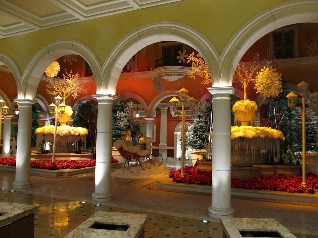 Attractive ... Bellagio Front Desk Area, Las Vegas, Nevada | By Ken Lund Design Ideas