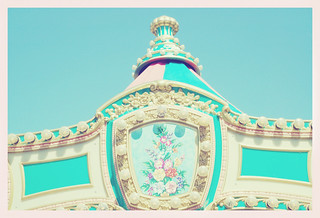 memories of the summer carousel | by ♥moorz84♥
