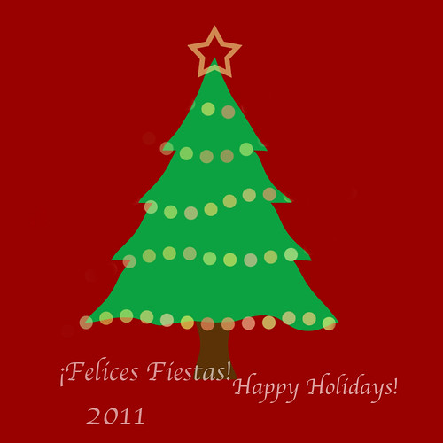 Felices Fiestas!  ~  Happy Holidays! | by Angie Ravelo Photography