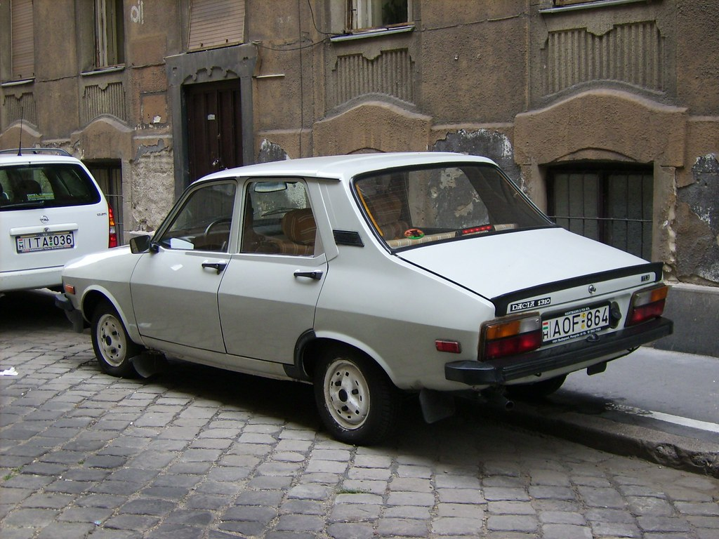 ... Dacia 1310 TLX in Budapest | by photobeppus