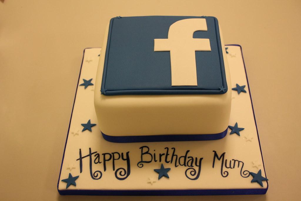 Cake Facebook 6 Inch 278 Inch 39 10 Inch 511 Flickr