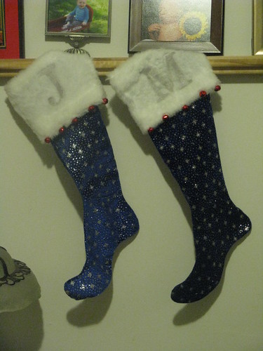 New Stockings for the Boys | by Leu Sews!