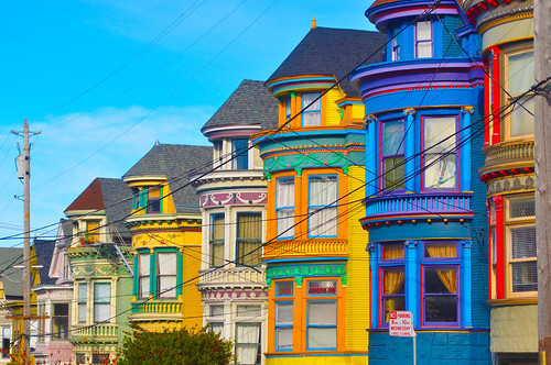 San Francisco Haight District | by IAN RANSLEY DESIGN + ILLUSTRATION