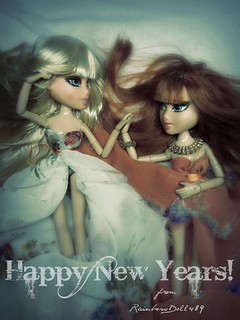 ~Happy New Year! Hello 2012!~ | by RainbowDoll489