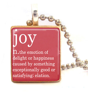 Joy pendant | by kmsdesigns