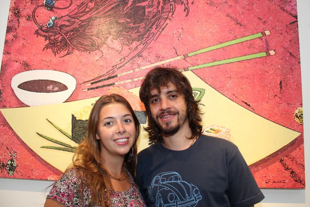Aline Alegria Marinelli e Marco Antonio N.C. de Brito   Flickr