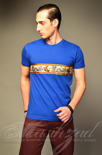 High end clothing and designs by designer masih zad avail for High end men s dress shirts