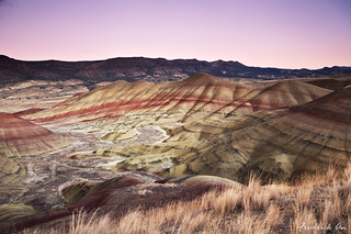 Painted Hills at sunset | by fredrick.an