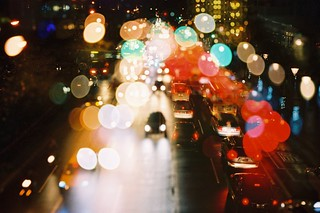 Night Double Exposure | by BERT DESIGN