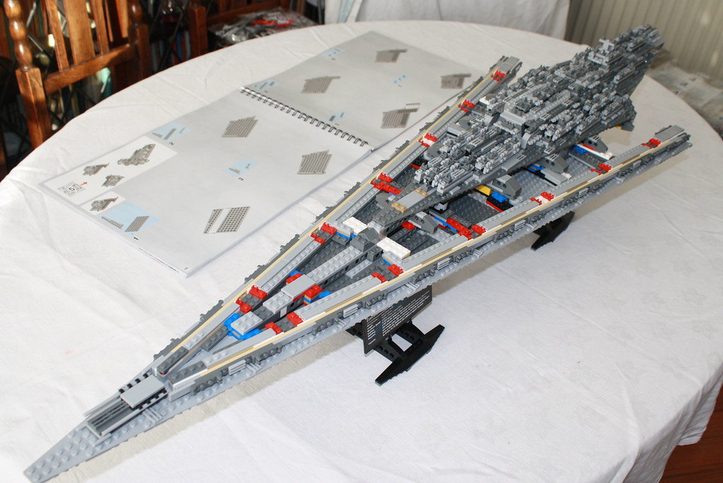 lego superstar destroyer