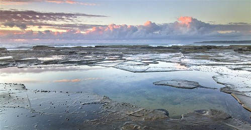 Rockpools and Clouds.           ** Explored!! ** | by archie0