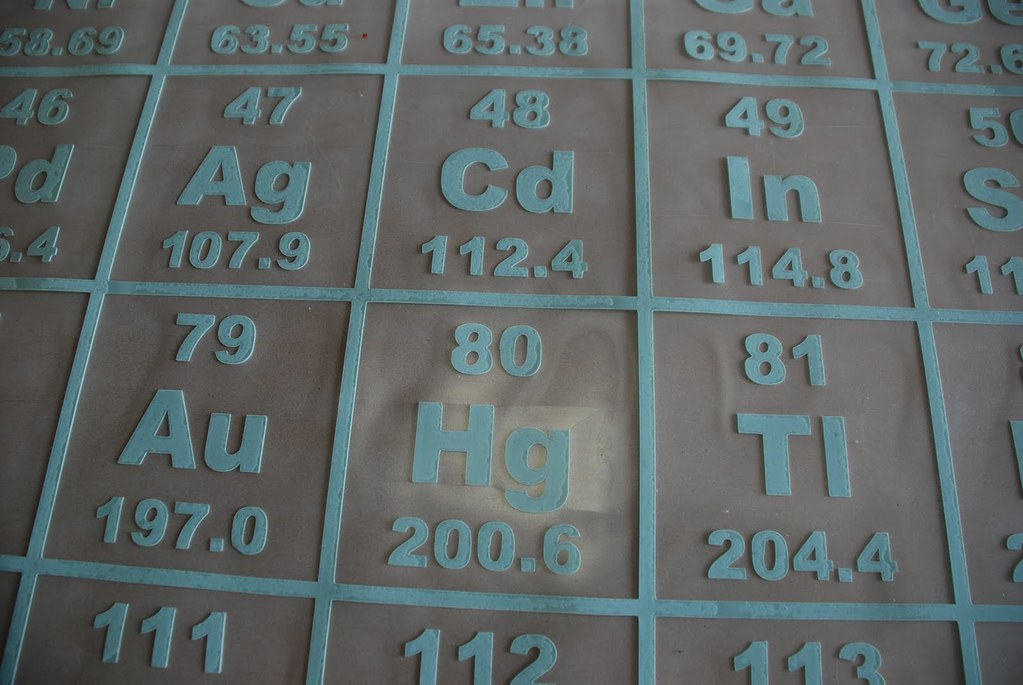 Jim Holler Creator Of Periodic Table Uk College Of Arts