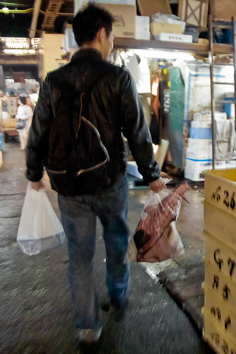 Tsukiji market 08 un particulier ou un cuisinier for Cuisinier particulier
