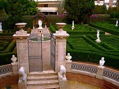 Сады Монфортэ. Jardín Monforte de Valencia