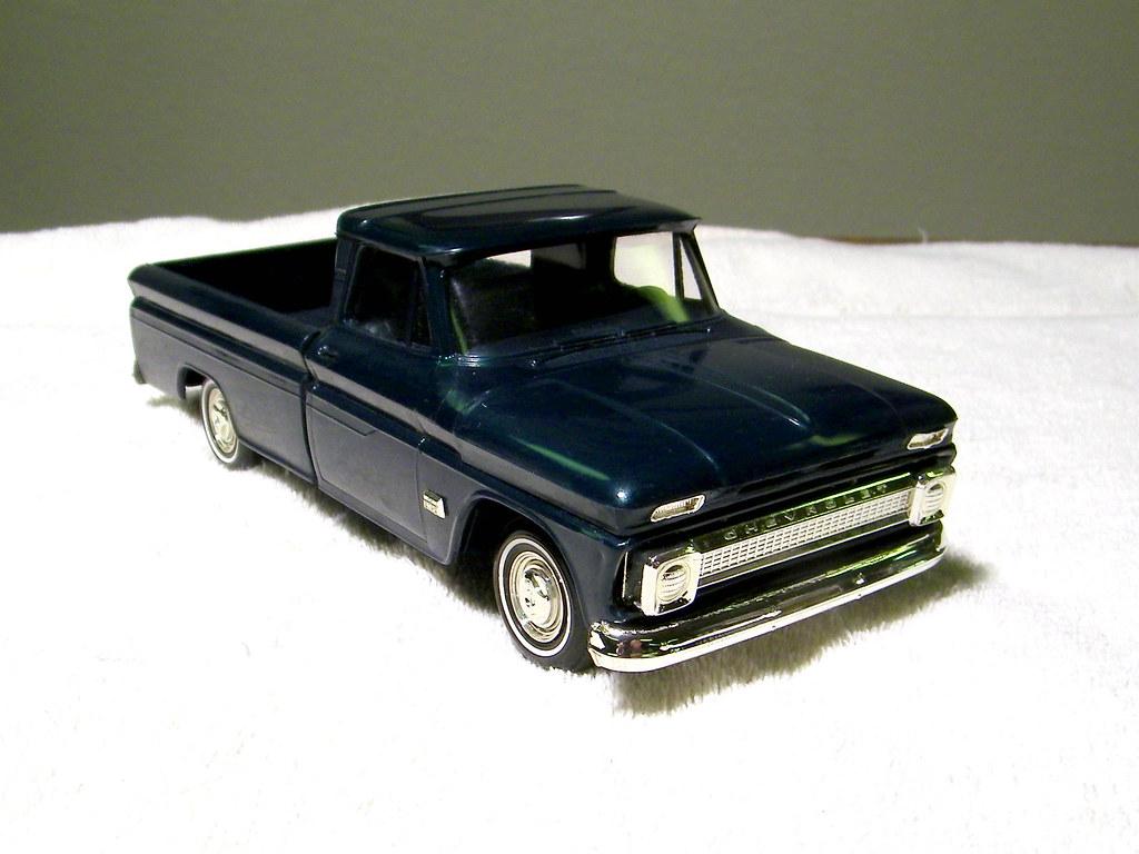 1966 Chevrolet Pickup Truck Model Coconv Flickr By