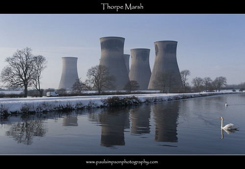 Thorpe Marsh | by Paul Simpson Photography