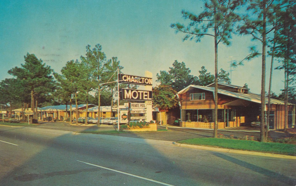 Charlton Motel - Southern Pines, North Carolina