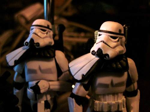"333/365 - Hasbro ""Star Wars"" Imperial Storm Troopers 