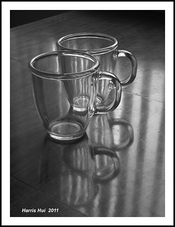 Two Is Better Than One! - Glass Mug S1390e | by Harris Hui (in search of light)
