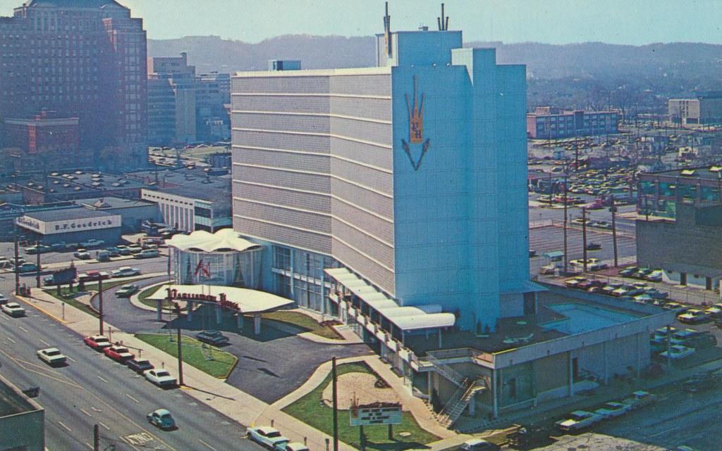 Parliament House Motor Hotel - Birmingham, Alabama