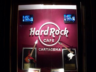 Hard Rock Cafe - Cartagena | by The Colombian Way